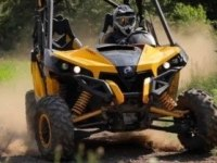 Обзор Can-Am Maverick MAX X rs
