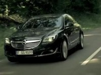 Реклама Opel Insignia Hatchback