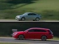 Промо-видео Opel Insignia OPC