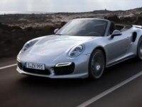 Промо-видео Porsche 911 Turbo Cabriolet