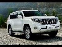 Промо-видео Toyota Land Cruiser Prado
