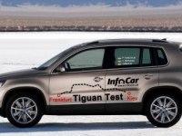 Тест VW Tiguan. Киев-Франкфурт.