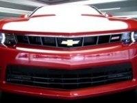 Экстерьер и интерьер Chevrolet Camaro