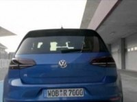 Тест-драйв Volkswagen Golf R 3-d