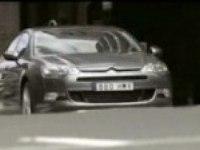 Рекламный ролик Citroen C5