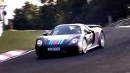 Промо-видео Porsche 918 Spyder