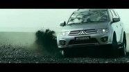 Реклама Mitsubishi Pajero Sport
