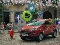 Реклма Ford EcoSport