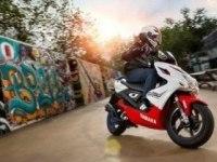 Промовидео Yamaha Aerox R