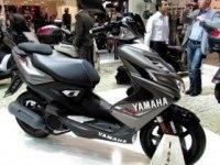 Yamaha Aerox 4 на выставке