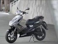 Промовидео Yamaha Aerox 4