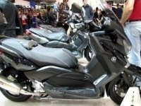 Yamaha X-Max 250/125 на выставке