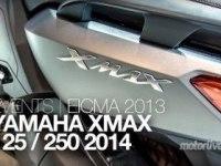 Обзор Yamaha X-Max 250/125