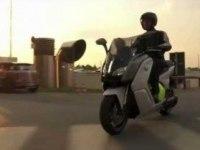 Официальное видео BMW C evolution