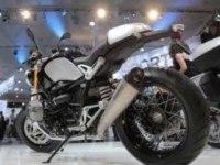 BMW R nine T на EICMA 2013