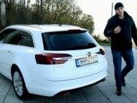 Тест-драйв Opel Insignia 2013