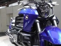 Honda Gold Wing F6C (Valkyrie) на Токийском мотор шоу