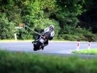 Промовидео Honda CBR650F