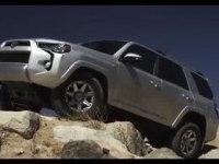 Офф-роуд видео Toyota 4Runner