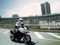 Тест-драйв Honda VTR-F250