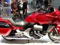 Honda CTX1300 на выставке в Милане