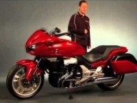 Официальное видео Honda CTX1300