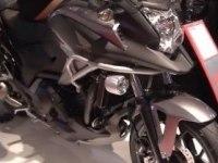 Honda NC750X на выставке