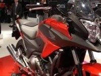 Репортаж о мотоцикле Honda NC750X