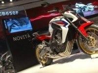 Детальный обзор Honda CB650F