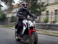 Промовидео Honda CB650F