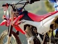 Промовидео Honda CRF125F и CRF125F (Big Wheel)