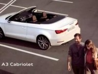 Реклама Audi A3 Cabriolet