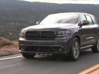 Тест-драйв Dodge Durango