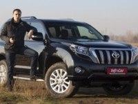 Тест-драйв Toyota Prado 2014