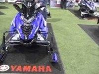 Yamaha SR Viper LTX SE в статике