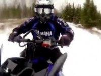Официальный тест Yamaha SR Viper XTX SE