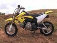 Тест Suzuki DR-Z70