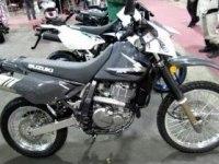 Suzuki DR650SE на выставке