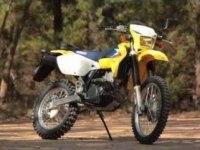 Американский тест Suzuki DR-Z400E