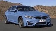 Экстерьер BMW M3 Sedan