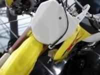 Suzuki RM85 в статике