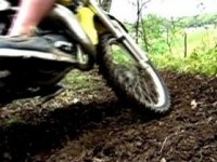 Лесной драйв на Suzuki RM85L