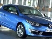 Экстерьер и интерьер Renault Megane Coupe