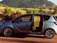 Промо-видео Opel Meriva