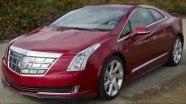 Экстерьер и интерьер Cadillac ELR Coupe