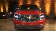 Экстерьер и интерьер Chevrolet Tahoe