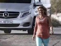 Реклама Mercedes-Benz V-Class