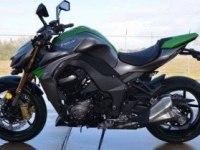 Kawasaki Z1000 в статике