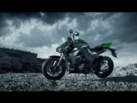 Промовидео Kawasaki Z1000
