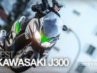 Французский тест Kawasaki J300